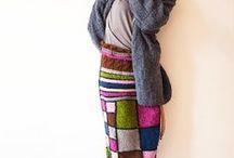 gonne crochet knit