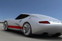 Concept Cars / Cars That Will Make Your Eyes Pop!