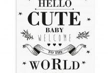 Uitnodigingskaarten / Trefwoord: #babyshower, #babyborrel, #uitnodigingskaart kraam feest