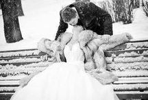 A Winter Wedding / Now join hands and with your hands your heart   - William Shakespeare