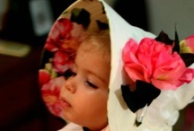 Bonnets / by Dessert Please - Childrens Clothing