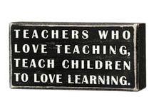 Just for Teachers