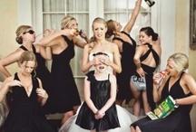 Bridal party, Shower, Gifts / by Megan Barna