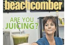 Beachcomber  / Beachcomber is a weekly magazine detailing the nightlife, food and culture of Delmarva's beach communities.  / by The Delmarva Daily Times