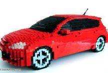 Mostly Lego / by Wendy Motley