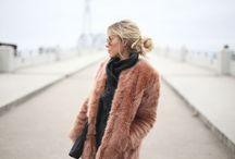 Woman fashion. / Beauty and mode