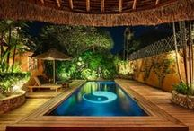 The Villas Hotel & Spa, Seminyak Bali / Privacy, Location, Luxury