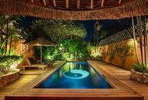 The Villas Hotel & Spa, Seminyak Bali / Privacy, Location, Luxury