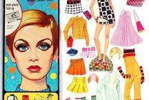 Printables sewing vintage * Druckvorlagen Vintage