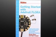 Books / Want to learn about electronics with a handy resource open on your work bench? Want to teach your kid the ins and outs of programming without making them sit in front of a computer for hours on end? Or need way to write down notes and mark down your progress as a Maker all while having a handy reference for all things electronics? Check out Adafruit's wide selection of books. https://www.adafruit.com/category/40