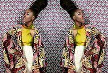 African Fashion / African work-fashion inspiration