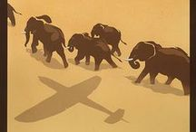 Travel in Style / inspiring design in travel ads and posters