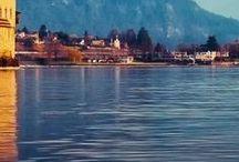 Der Genfersee / Infos rund um den Genfersee - Schweiz