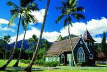 Paysages d'Hawaii