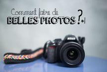 Photographie / Tuto