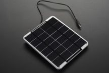 Adafruit Holiday Gift Guide 2015: Solar Power / Give the power of the sun this holiday season with solar power panels and projects! Checkout these Adafruit solar power gift ideas perfect for your green loving friends and off-the-grid projects!