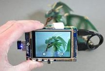 Adafruit Holiday Gift Guide 2015: Photography / We love photography here at Adafruit and have compiled a handful of our favorite photography friendly products from our store as well as projects from the Adafruit Learning System we're sure the photography lover in your life will adore.