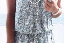 Úžasný outfit na léto.. / Outfity na horké dny:-)