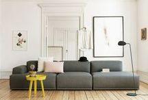 Interior design / by Alexandra Boissinot