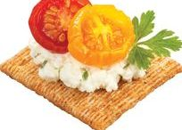 Triscuit Classics / Here are some tasty combinations and recipes straight from Triscuit HQ.