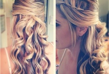 Hairstyles / by Clare Coleman