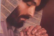 Glory to God / My creator, my savior, my love.  I am not worthy.  I love you.  / by Karla Collins