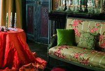 design |  interior, livingroom, garden... / bohem, hippi, gipsy, arabic... <3