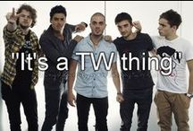 The Wanted / by Sara