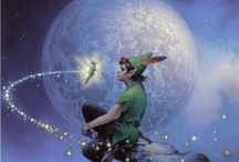 Solo Chi Sogna Puo' Volare /   ℙeter  ℙan