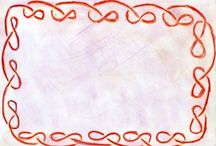 Formtegning / Formtegningsidéer til 5.klasse