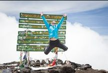 19,341 Club / A collection of photos of Thomson Trekkers at the summit of Mount Kilimanjaro (19,341 ft.)