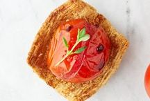 Tasteful Tomatoes / We're mixing tomatoes into easy every day meals. That's where they took it. Where you take it is entirely up to you. Triscuit. Made for More.