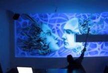Wall painting, mural / Wall painting, artystyczne malowanie ścian, zajmujemy się malowaniem murali i malowideł wielkoformatowych. W tek karcie przedstawiam różne filmiki z artystycznego malowania ścian.