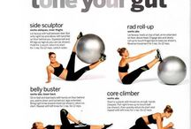 Fitness / Workouts that you can squeeze in