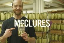 McClure's + Triscuit / The McClures use simple family recipes and a little Detroit know-how to make everything from pickles to tapenade to bloody mary mix and beyond. They're one of our Makers of More. Everything they do inspires us to use simple ingredients to make something so much more. That's what Triscuit is all about. / by Triscuit