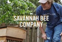 Savannah Bee Co. + Triscuit / Savannah Bee Company creates artisanal food and beauty products all based on one of the simplest natural ingredients—honey. They're one of the Makers of More because they know how to take what nature gives them and leave it as simple and pristine as possible. At Triscuit, that's what keeps us inspired. / by Triscuit
