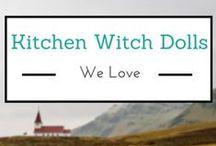 Kitchen Witch Dolls We Love
