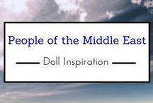 People of the Middle East-Doll Inspiration