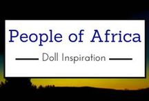 People of Africa-Doll Inspiration