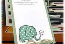 "Love you lots - Stampin' Up! / Cards and Projects with the stamp Set ""Love you lots"" from Stampin' Up!"