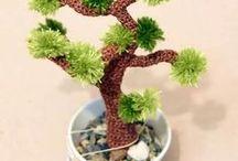 bonsai crochet