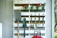 Garden state / Garden art, DIY, Ideas
