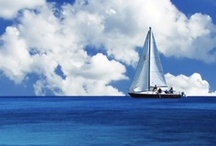 Sail away with me / I would love to go live on a boat... let the water take you were the wind blows....