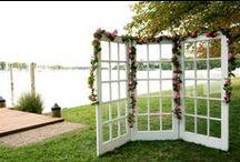 Taking the plunge / DIY weddings