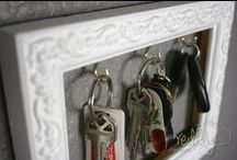 Organising & storage