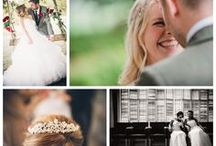 Real Weddings / We love natural, artistic documentary style wedding photography - we aim to give people the sort of photographs we'd love to receive ourselves after our wedding day, I think that's only fair right? So here's just a small collection of some of our favourite images we've taken :)