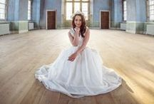 Bridal shoots / Some styled bridal shoots we've worked on, there's more in the pipeline too...