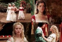 Dream-casting Snow White and Rose Red, the Fairytale