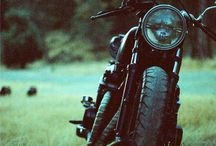 RiDiN' DiRTY / All about metallic thunder, steel horses and the open road baby...