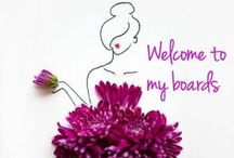 Welcome To My Boards / Thank you for taking the time to visit my boards. I hope you will find something of interest and enjoy your time here.